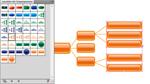 Flussdiagramme und Organigramme in Illustrator CS4