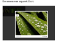 Einfhrung in die Web Widgets - Dreamweaver CS4