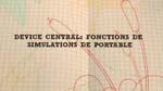 Device Central : les fonctions de simulations de portable