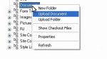 FrameMaker 10's SharePoint Integration Upload Feature