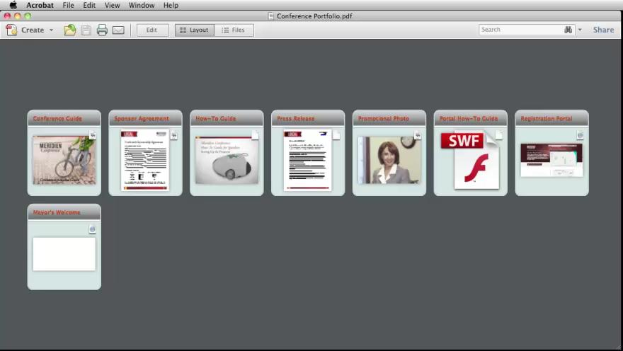 How to Create a PDF Portfolio
