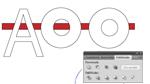 Löcher schneiden (Illustrator CS5)