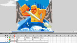 Flash Professional CS5.5 — Partage de ressources entre des projets