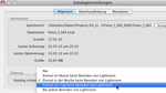 Lightroom 3: Backups von Katalogen