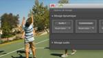 Bénéficier d'une solution de montage vidéo très complète pour Windows® ou Mac OS