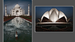 Reproduire un style photographique qui vous plaît ou agrandir des scènes panoramiques