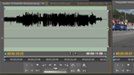Audioverstärkung in Premiere Pro CS5.5