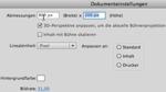 Anpassen der Bühnengröße in Flash CS5.5