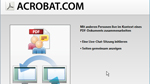 Acrobat.com in Acrobat X