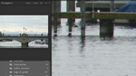 Lupenansicht und Bildnavigation in Lightroom 3