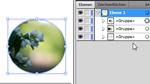 Auswahlwerkzeug in Illustrator CS5