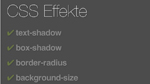 Was ist neu in CSS3?
