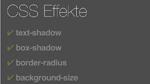 Was ist neu in CSS3?