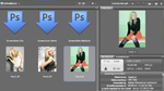 4C-Daten in Lightroom 3 importieren