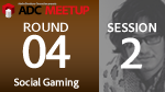 ADC MEETUP ROUND 04 SESSION2 Facebook、mixi アプリ制作TIPS大公開!