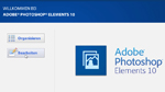 Photoshop Elements 10 starten