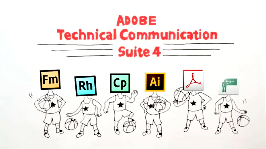 Adobe Technical Communication Suite 4 is here!