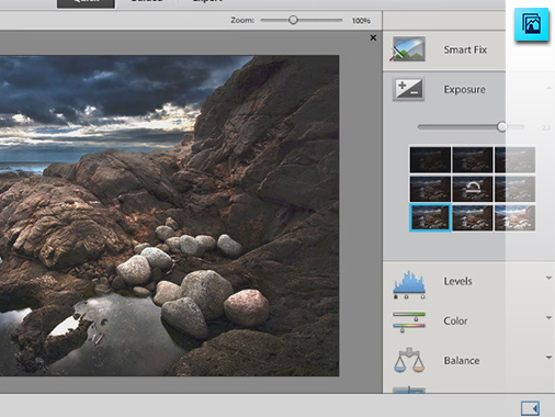 Simple fixes with Photoshop Elements 11