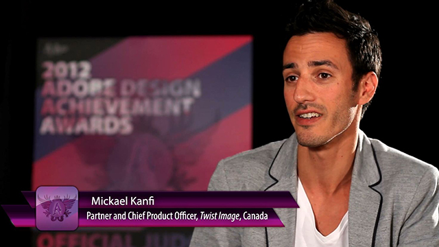 2012 Adobe Design Achievement Awards Judging Video