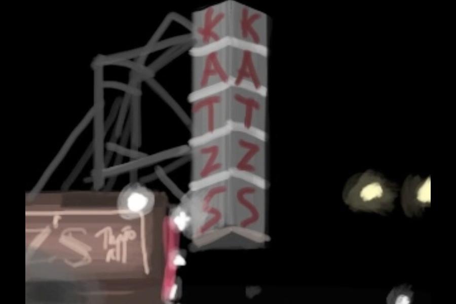 Spotlight - Jorge Colombo: Katz's Deli
