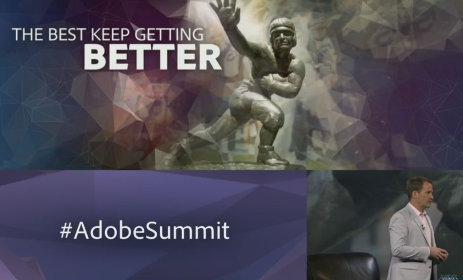 Adobe Summit 2014: Day Two Keynote