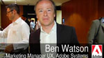 Interview of Ben Watson, Marketing Manger UX, Adobe Systems