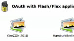 OAuth in Adobe AIR Applications built with Flash or Flex
