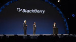 Shantanu Joins RIM CEO Mike Lazaridis on Stage at BlackBerry World