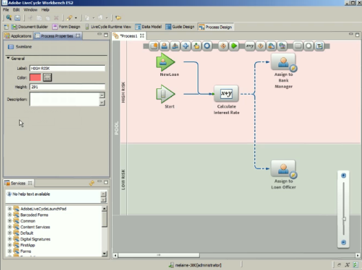 Introduction to LiveCycle ES2 Processes