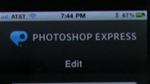 Photoshop Express Goes Native on the iPad