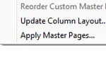 Automatically Applying Master Pages in FrameMaker