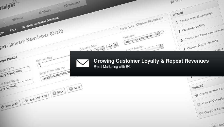 Growing Repeat Revenues & Customer Loyalty