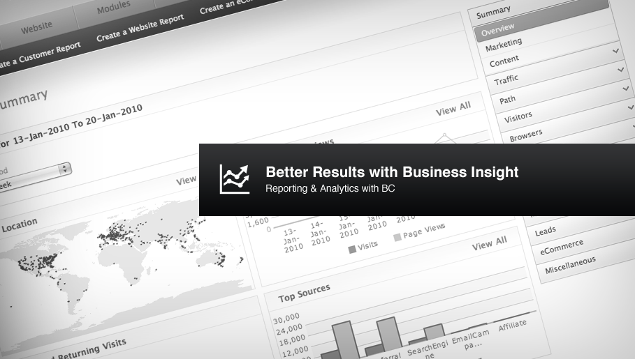 Better Results with Business Insight