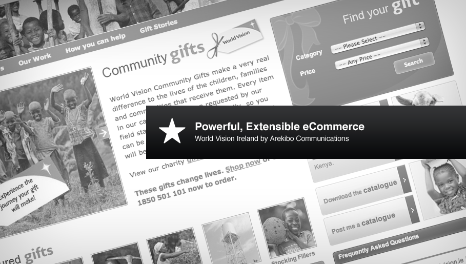 BC Showcase: Powerful, Extensible eCommerce