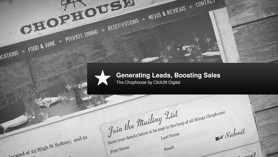 BC Showcase: Generating Leads, Boosting Sales