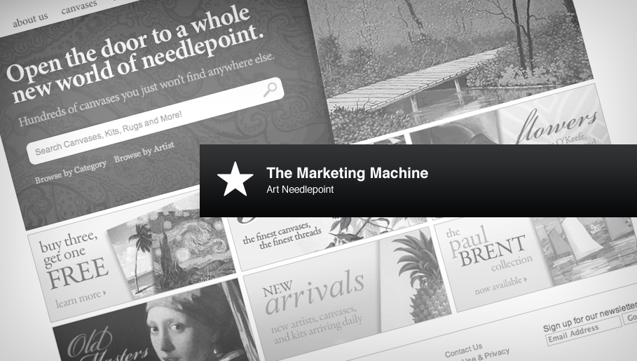 BC Showcase: The Marketing Machine
