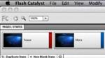 Flash Catalyst CS5 - Benutzeroberfläche