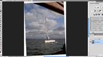 Bilder beschneiden und gerade richten in Photoshop CS5
