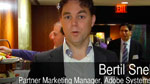 Interview of Bertil Snell, Partner Marketing Manager, Adobe Systems