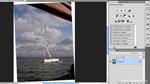 Photoshop CS5: Bilder beschneiden und gerade richten