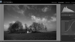 Ein freundliches Foto surreal und dster machen - Lightroom 3