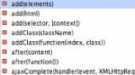 Dreamweaver CS5.5 - jQuery Code Hinting