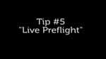 Live Preflight
