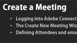 Creating a meeting