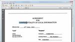 Numérisation et reconnaissance optique des caractères