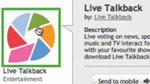LiveTalkBack