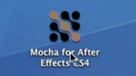Cisma: Mocha for After Effects CS4