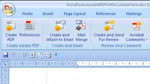 Acrobat: Setting Up PDF Maker in Word