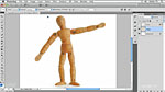 Puppet Warp Tool basics in Photoshop CS5