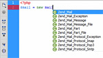 Using PHP code hinting in Dreamweaver CS5